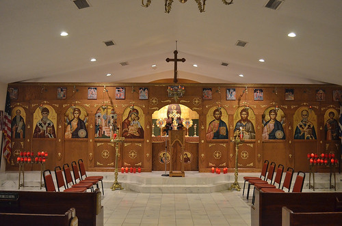 church icons sanctuary greekorthodox orangecountyny wallkillny
