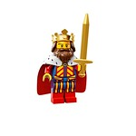 LEGO Collectable Minifigures Series 13 Classic King