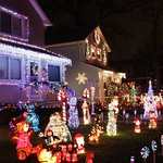 Holiday Lights in Nutley