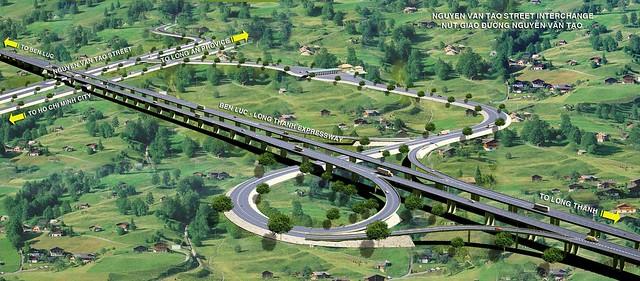 Ben Luc - Long Thanh Expressway