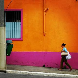 As #coresdacidadecinza na Vila Mariana