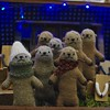 A romp of Otters at the year's Nekocon