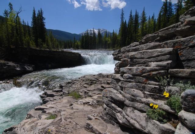 Sheep River PP - Sheep River Falls