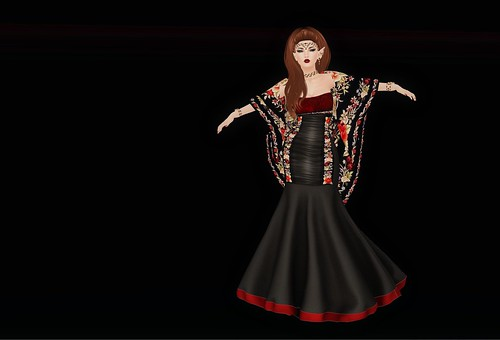 Miss Virtual World Gowns by Dead Dollz