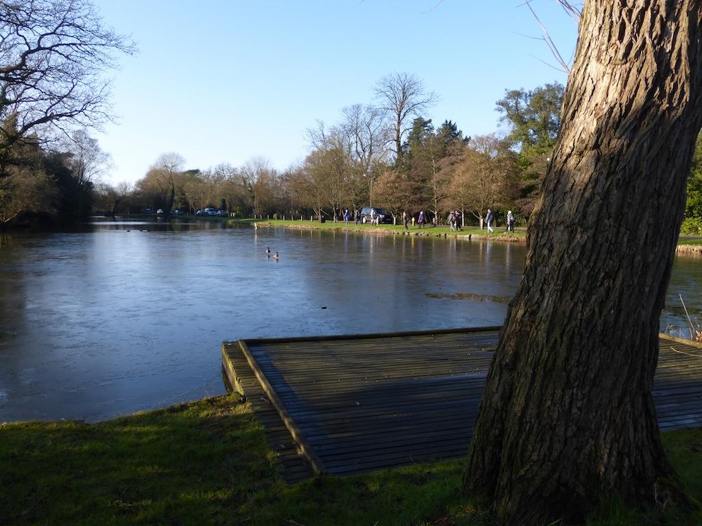 The Long Pond (para 29) Totteridge Circular walk