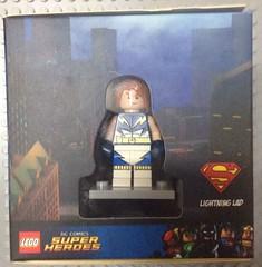LEGO Minifigure Cube 5004077 - DC Super Heroes Lightning Lad