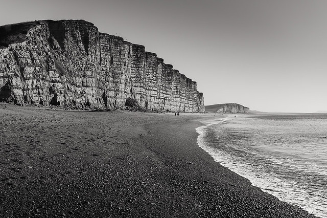 'Broadchurch' cliffs