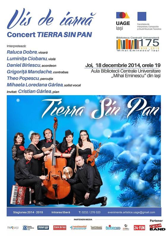 2014.12.18.Concert Tierra Sin Pan