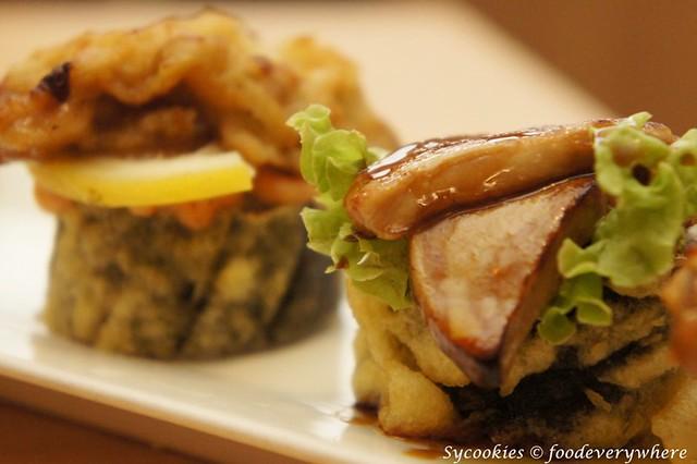 10.senjyu-Foie Gras and Oyster Maki RM 28 (4)