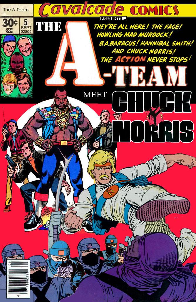 Cavalcade Comics 05