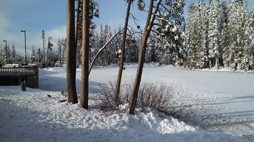 Snow at the Summit