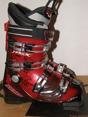 Sjezdové boty ATOMIC HAWX PRO 26,5 sportovní - titulní fotka