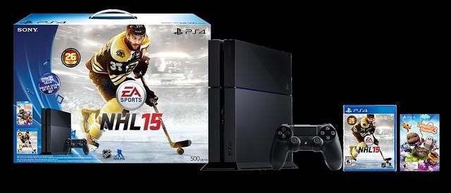 Canada - PS4 + NHL 15 Bundle