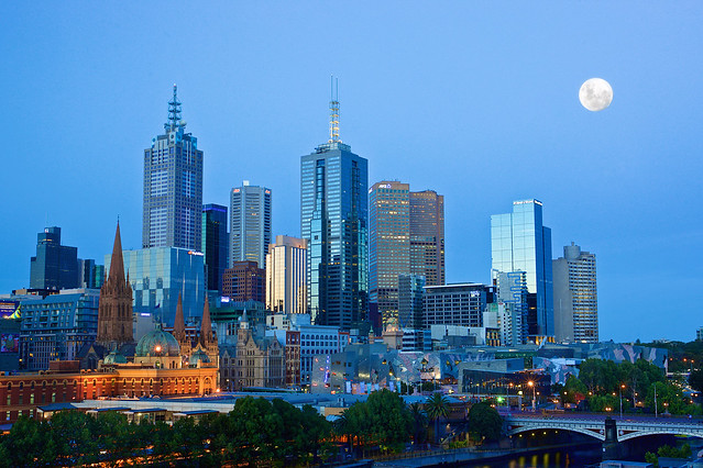 Date paste in Melbourne