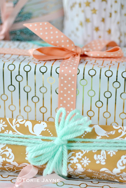 Pretty wrapped gifts 1