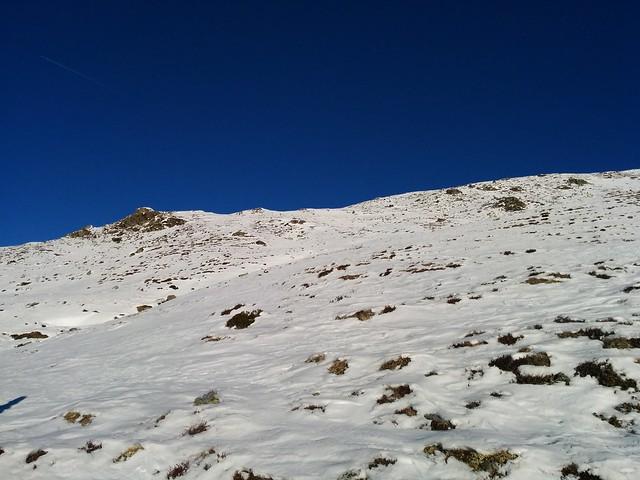 Aufstieg Klammbach Alm Hornisch-Eck