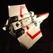 Lego Custom Classic Colonial Viper by Alien Hand