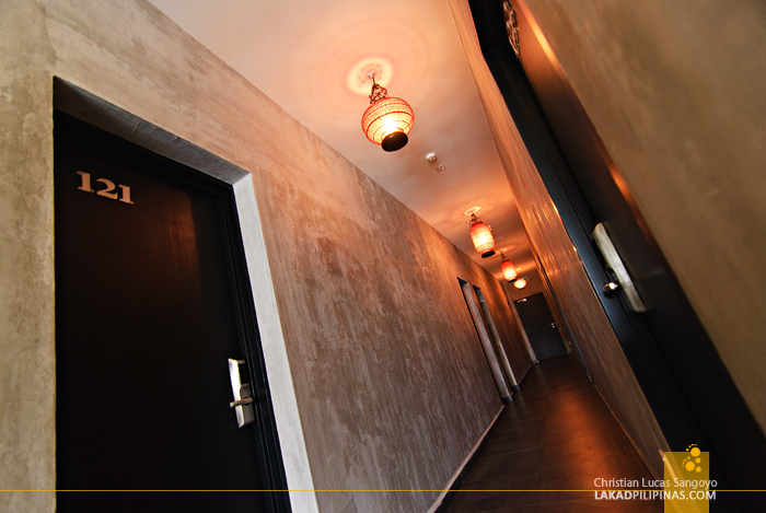 Ceria Hotel Hallway Design in Kuala Lumpur