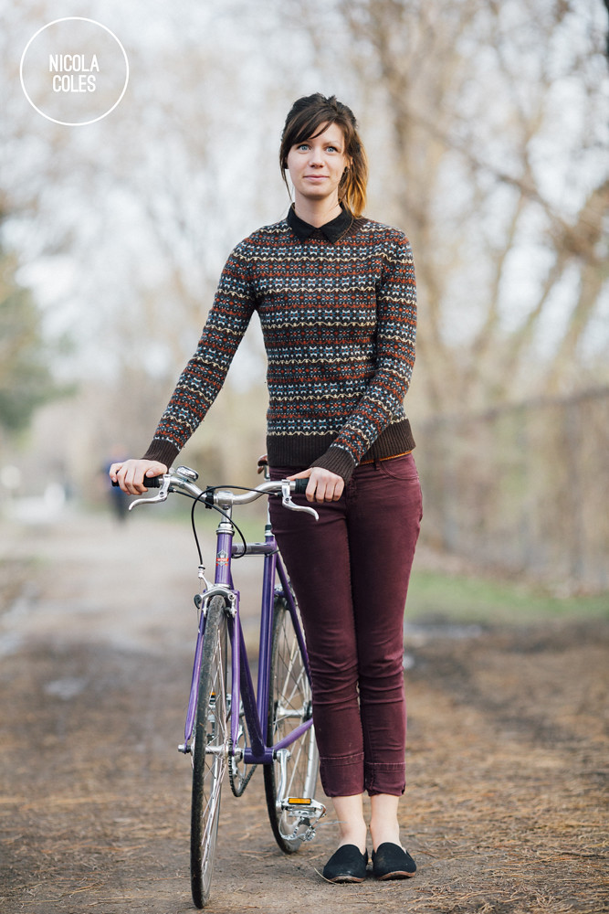 Nicola Coles and her Bicycle 3