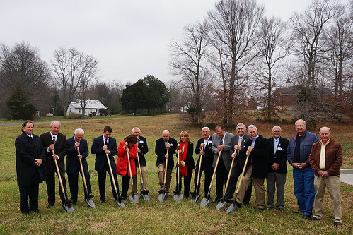 USDA Rural Development and NCTC break ground on a new high speed broadband project serving rural Tennessee and Kentucky.