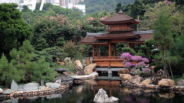 Chi Lin Nunnery and Nan Lian Garden