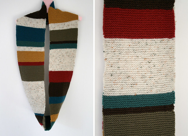 scarf diary