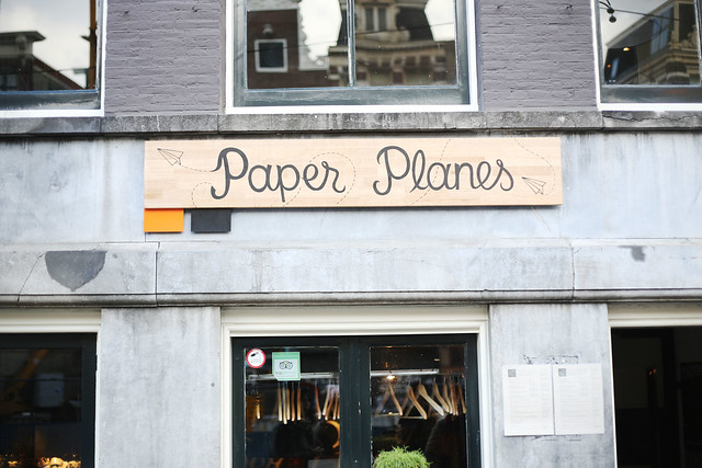 Paper Planes Amsterdam