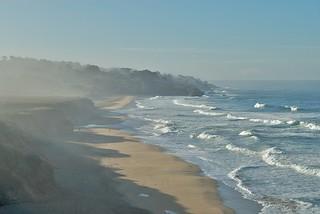 Montara King Tide Morning (1-19-15)