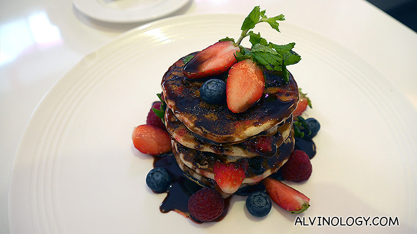 Shermaine's BeRe!Licious Pancake