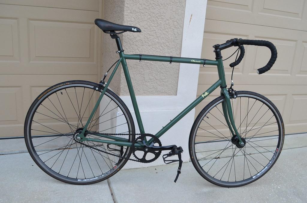 fuji classic track tampa bike trader