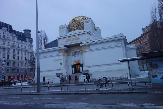 119 - Edificio de la Secesión