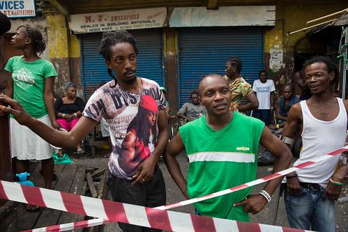 unitednations quarantine ebolaresponse unmeer unitednationsmissionforebolaemergencyresponse photomartineperret