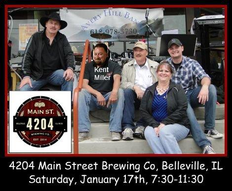 Avery Hill Band 1-17-15