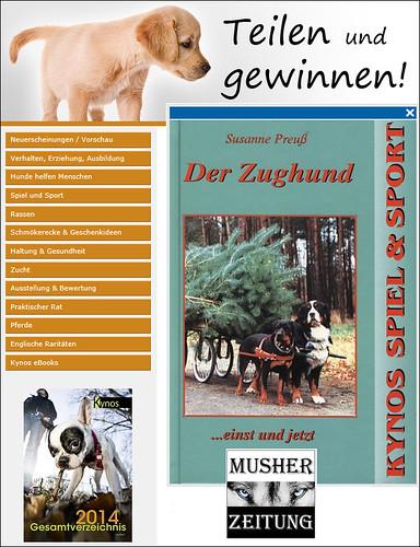 Der Zughund, Kynos Verlag