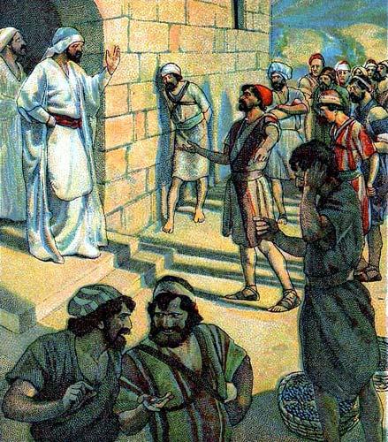 Mt 20,1-16a: Tự Do Và Lòng ...
