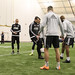 Revs start training