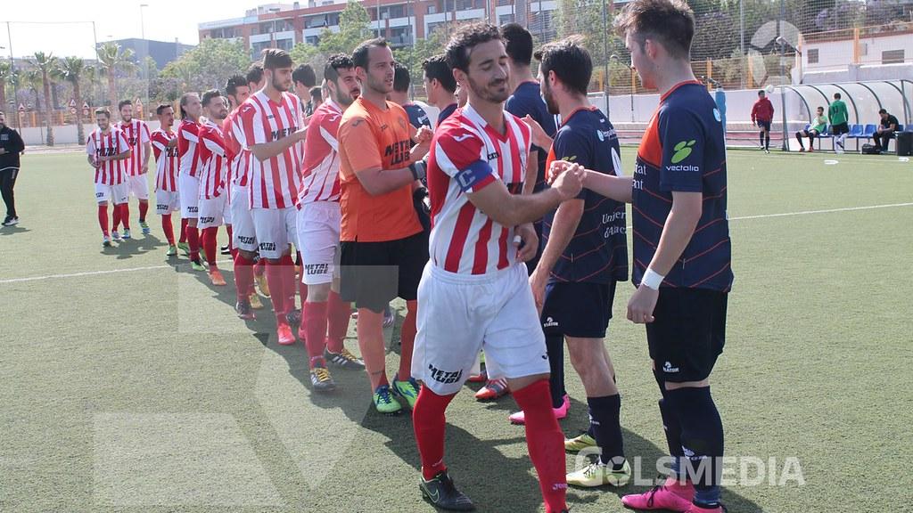 Universidad Alicante-Petrelense (3-0) Fotos: J. A. Soler