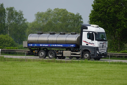 Actros 2642