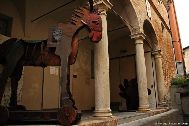"""Museo """"Nel mondo di Tonino Guerra"""""""
