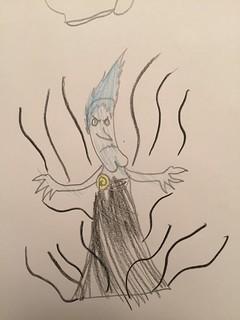 Disney Villain - Hades - OA