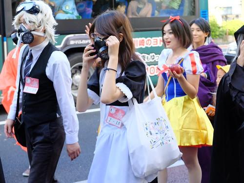 Kawasaki Halloween parade 2014 142