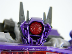 Transformers Hunter Shockwave Voyager - Transformers Go - modo robot