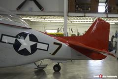 N551D 44-14826 - 1364 - Private - Commonwealth CA-17 Mustang 20 - Tillamook Air Museum - Tillamook, Oregon - 131025 - Steven Gray - IMG_8093