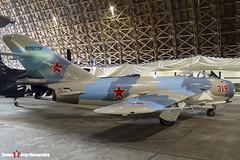 N2503N 319 - 1F0319 - Private - PZL-Mielec Lim-6 MIG-17 - Tillamook Air Museum - Tillamook, Oregon - 131025 - Steven Gray - IMG_8028