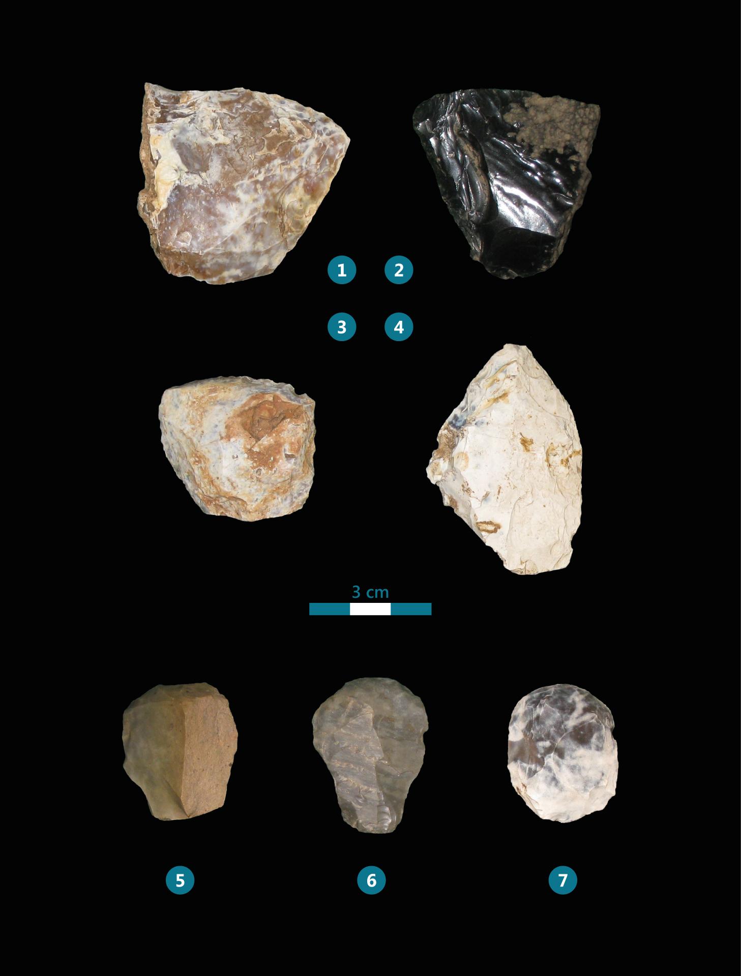 Cserhát-hegység paleolitikum 3. ábra