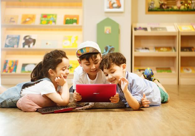 Chủ đề chào mừng ngày 20/11 : Các sản phẩm công nghệ hữu ích cho ngành giáo dục từ ASUS - 44564