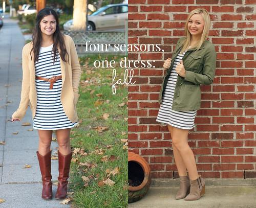 four seasons one dress fall