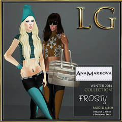 [LG] AM Winter 2014 FROSTY Sweater Set