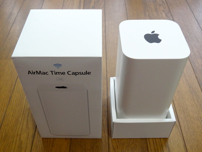 AirMac Time Capsule(4)