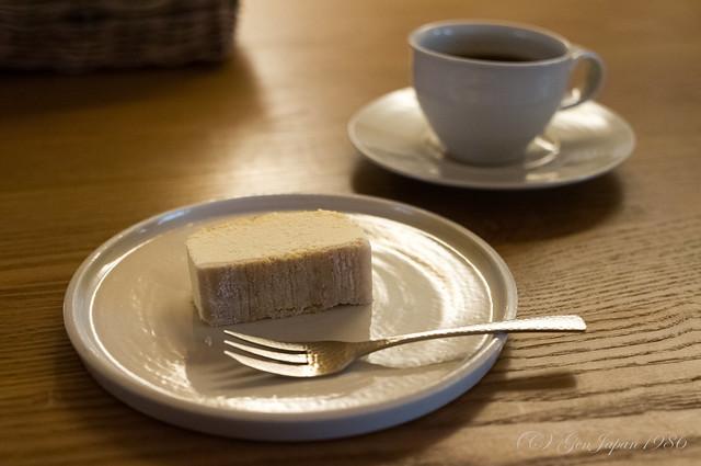 喫茶葦島 チーズケーキ
